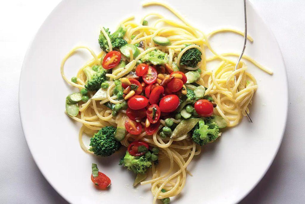 Спагетти Примавера